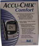 ACCUCHECK COMFORT KIT